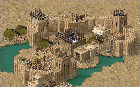 The Snake Castle