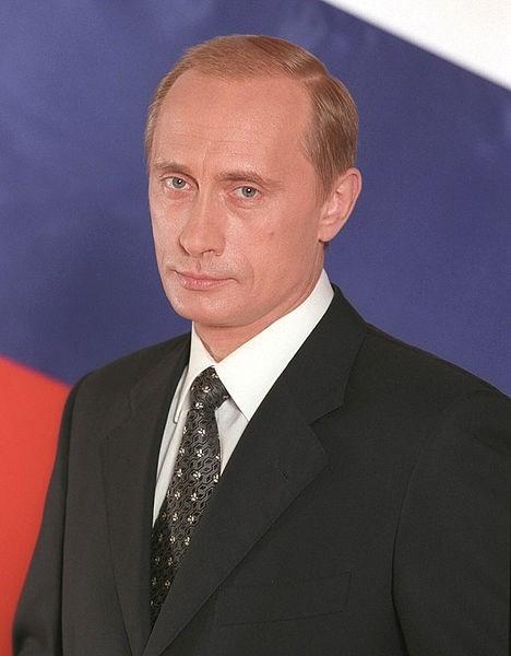 Presidente Vladimir Putin-1