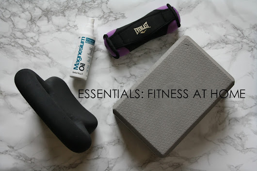 Essentials: Fitness at home