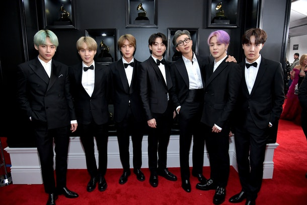 Best Album Of 2020.Bts Could Make History Again And Win The Grammy S 2020 Album