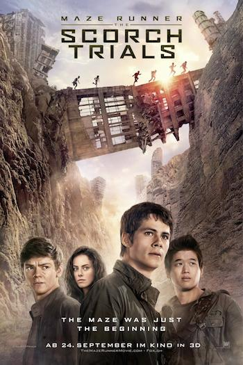 Maze Runner The Scorch Trials 2015 HDRip Movie Download