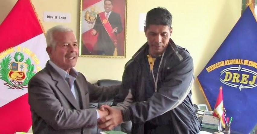 Venezolano renuncia a plaza docente por hostigamiento en Huancayo - Junín