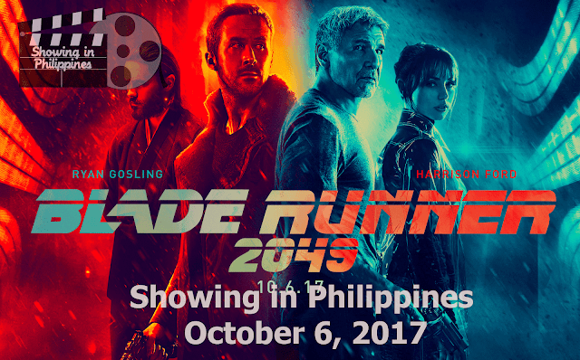 Blade Runner 2049 Releases in PH on October 6, 2017