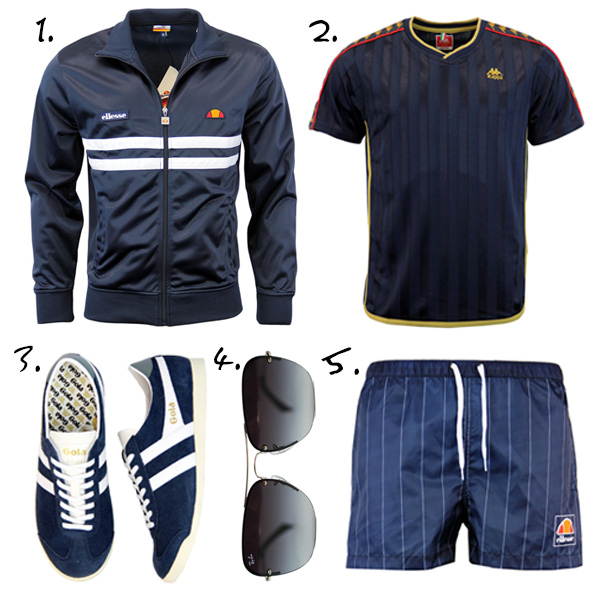 Summer Of Sport - Heritage Sport Outfits