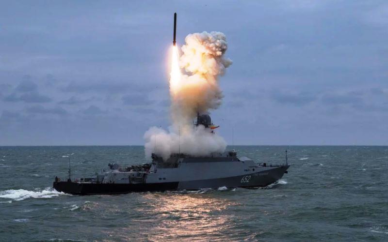 Korvet rudal Kelas Buyan M