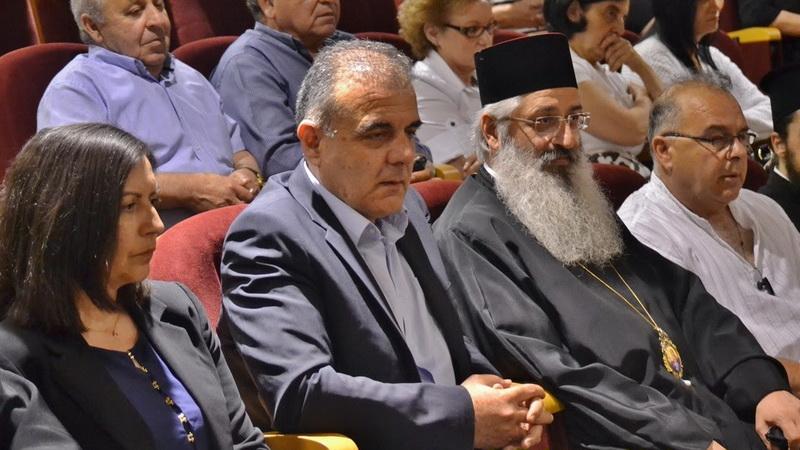 Παρουσιάστηκε το «Ευλαβικό Συναξάριο Αγίων Πέντε Νεομαρτύρων της Σαμοθράκης»