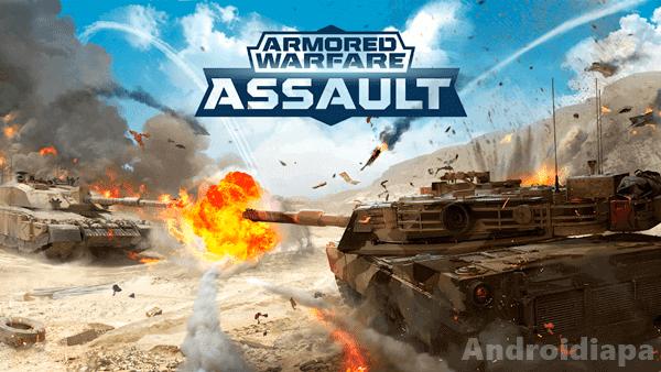 Armored-Warfare-Assault-Logo