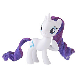 MLP Mane Pony Singles Rarity Brushable Pony