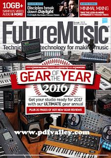 Future Music Magazine January 2017