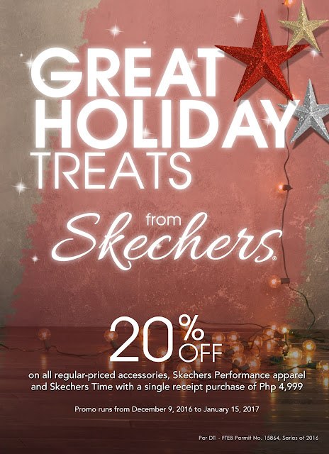 Great Holiday Treat from Skechers