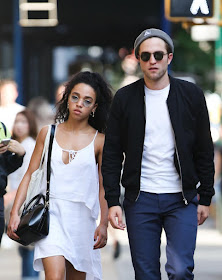 Robert Pattinson and FKA twigs' split
