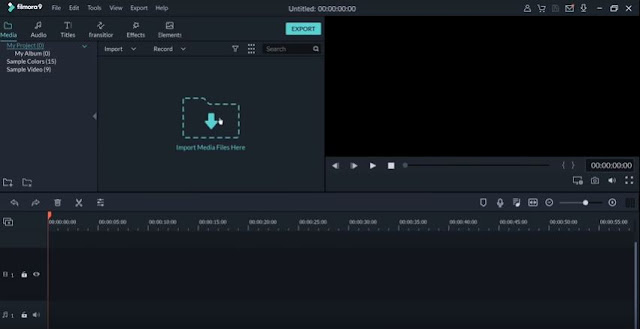 Filmora 9 Video Editor Download