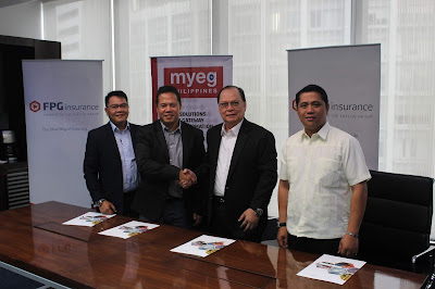 FPG Insurance inks partnership with MYEG Philippines for accessible non-life insurance