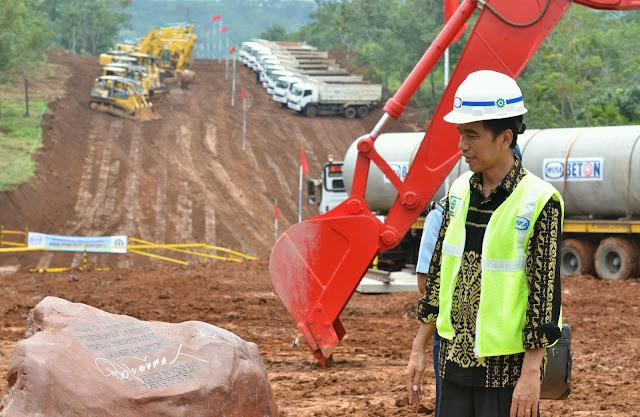 Bertema Infrastruktur,TKN Nilai di Debat Pilpres Bisa Untungkan Jokowi