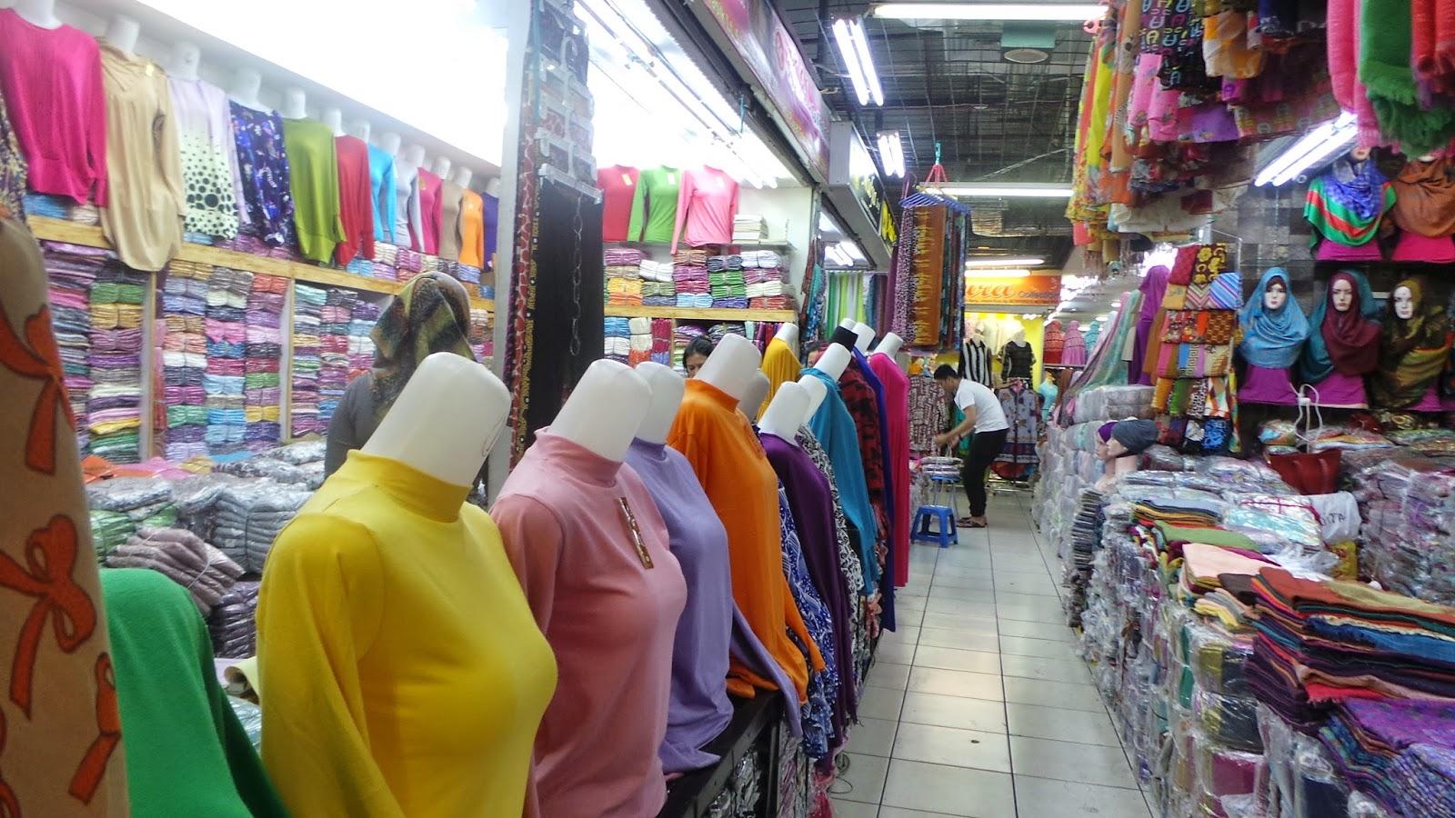 wahyublocknote  Pasar Tasik Thamrin City fabe2c4fca