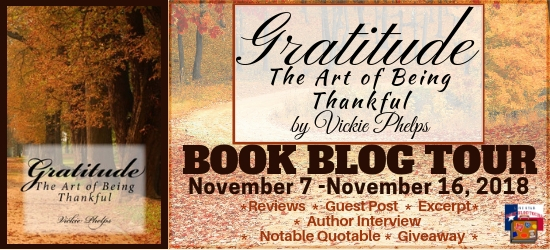 Gratitude: The Art of Being Thankful Promo Banner