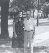 Heber Monroe Ganus, Hazel Mickelsen, Southerner, Oklahoma, Georgia, Family History, FamilySearch, Genealogy, Ancestry