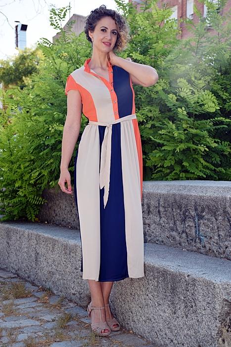 Outfit-Vestido-largo-color-block-gasa-2