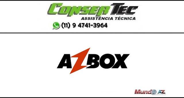 nova atualização azbox spyder