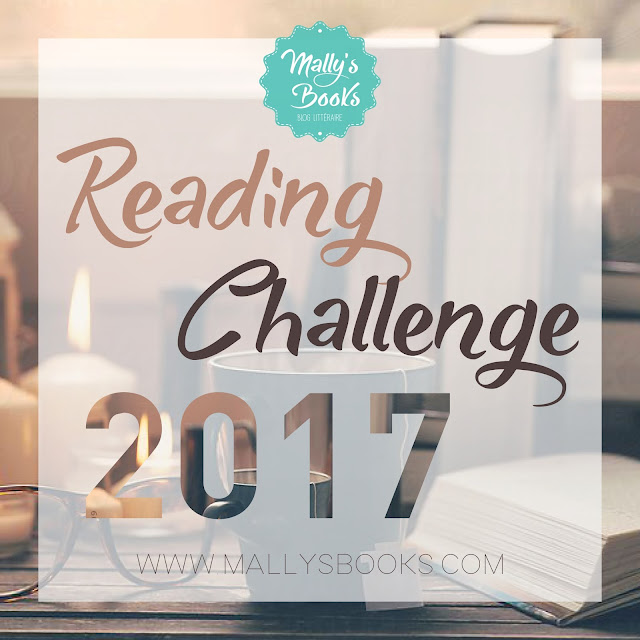 Le Reading Challenge 2017 de Mally's Books