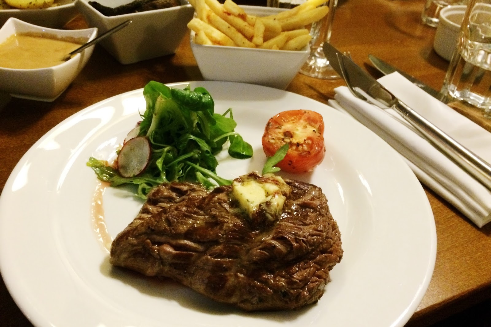 Barts Grill Reading review, food bloggers, UK food blog