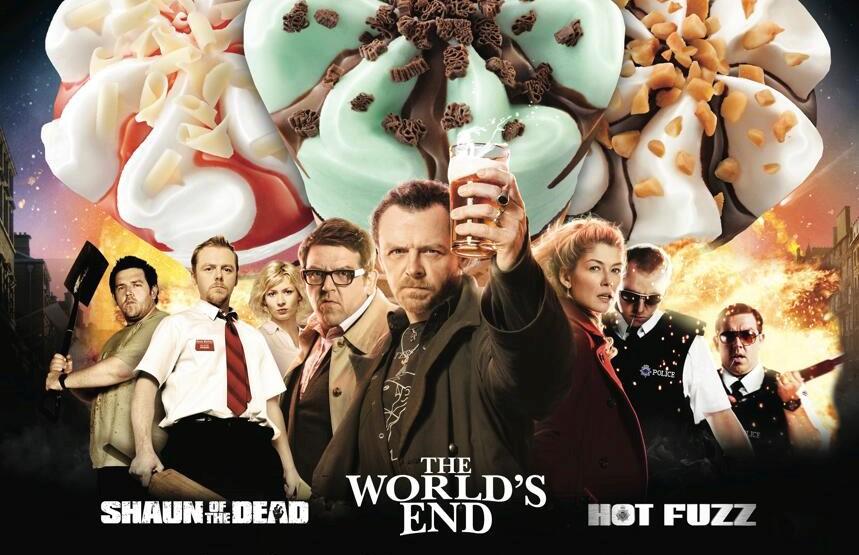 Lista Interativa #4 – Os Filmes de Edgard Wright