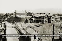 Female Division nearing construction at Boggo Road Gaol, Brisbane, 1903.