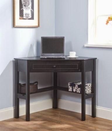 Corner computer desks corner computer desks for small spaces - Desks for small spaces ...