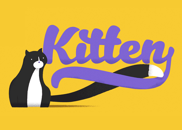 (DESIGN AND CREATIVITY), KITTEN FONT, free handwriting fonts, free calligraphy fonts, free fonts for commercial use, free font generator, stylish fonts download, best free fonts, fonts download for android, free fonts for designers,