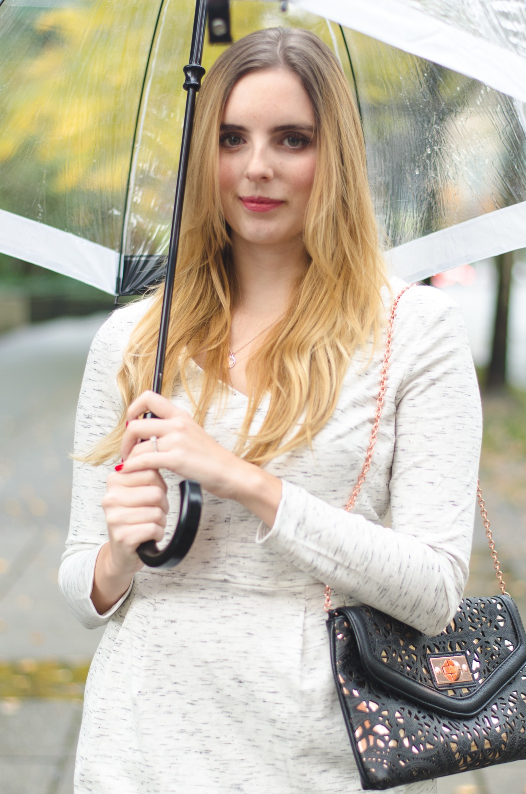 the urban umbrella style blog, vancouver style blog, vancouver style blogger, vancouver fashion blog, vancouver lifestyle blog, vancouver health blog, vancouver fitness blog, vancouver travel blog, canadian fashion blog, canadian style blog, canadian lifestyle blog, canadian health blog, canadian fitness blog, canadian travel blog, bree aylwin, dynamite clothing v-neck tulip dress, how to look stylish in the fall, fall date night outfit idea, best date night outfit, cute datenight outfit, how to look stylish in the rain, best health blogs, best travel blogs, top fashion blogs, top style blogs, top lifestyle blogs, top fitness blogs, top health blogs, top travel blogs