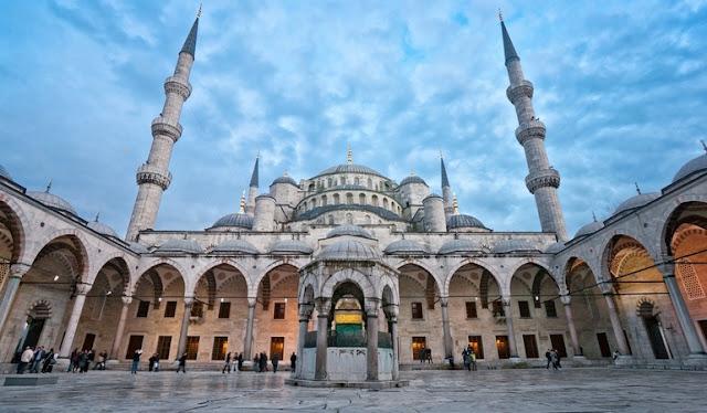 Segundo dia do roteiro em Istambul