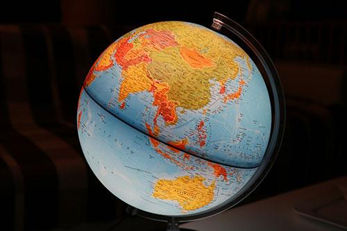 Языки мира и Страны