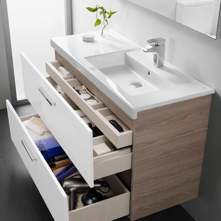 4 pasos para ordenar tu baño
