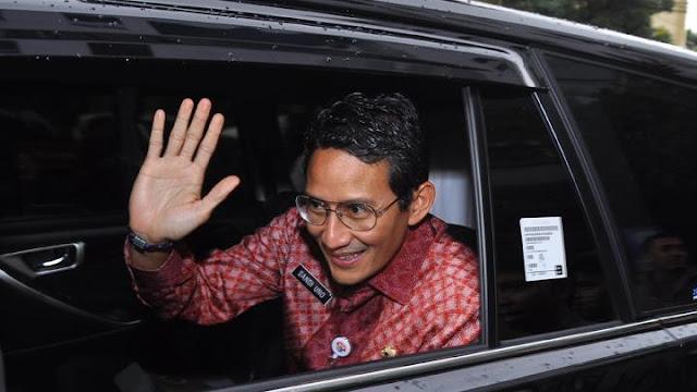 Sandiaga Uno Digugat ke Pengadilan karena Terbitkan Surat tanpa Kop dan Nomor