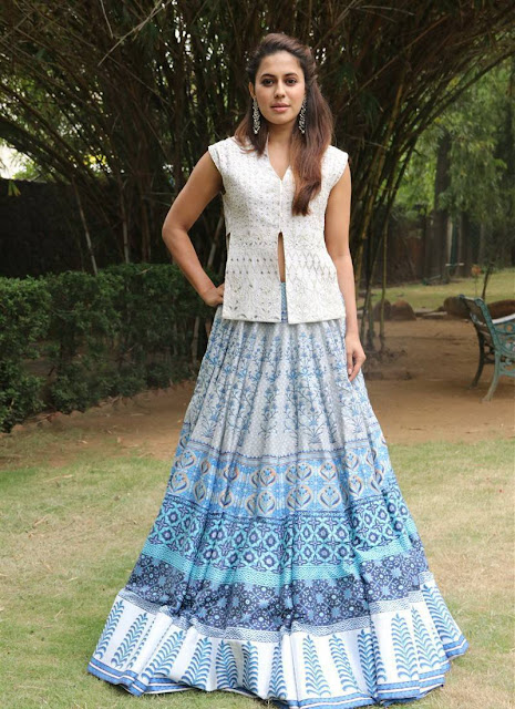 Ranya Rao Stills at Wagah Press Meet
