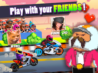 Motor World Bike Factory Apk Unlocked all item
