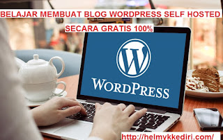 Tutorial membuat blog wordpress selfhosting gratis111