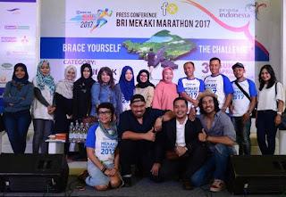 Pemda Lobar Promo Terakhir Mekaki Marathon 2017