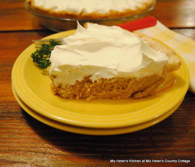 Nana's Maple Pie