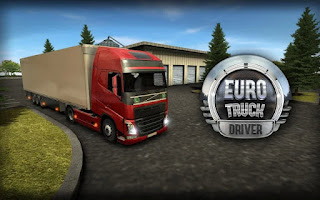 EURO TRUCK DRIVER(SIMULATOR) MOD APK TERBARU