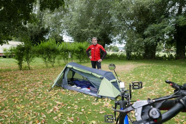 Randonnée à vélo : Camping de Pont-Authou