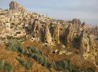 wisata cappadocia turki balon udara