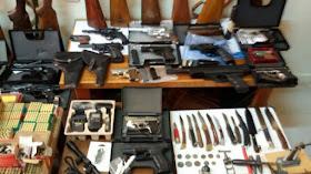 Η Ελληνική Αστυνομία συμμετείχε με επιτυχία στην ευρείας κλίμακας κοινή αστυνομική επιχείρηση « BOSPHORUS» για την καταπολέμηση της παράνομης διακίνησης και κατοχής όπλων κρότου-αερίου