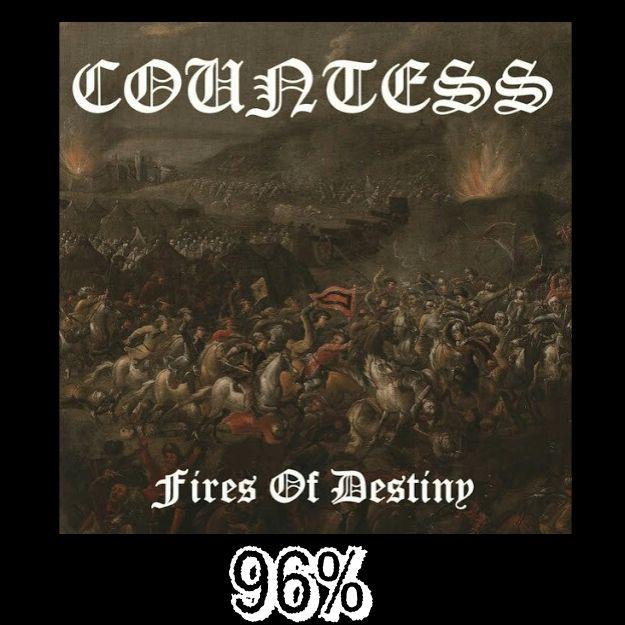 Reviews: Countess - Fires Of Destiny