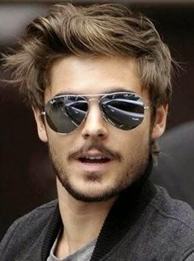 Moda Cabellos Cortes De Pelo Para Hombres Con Barba 2014