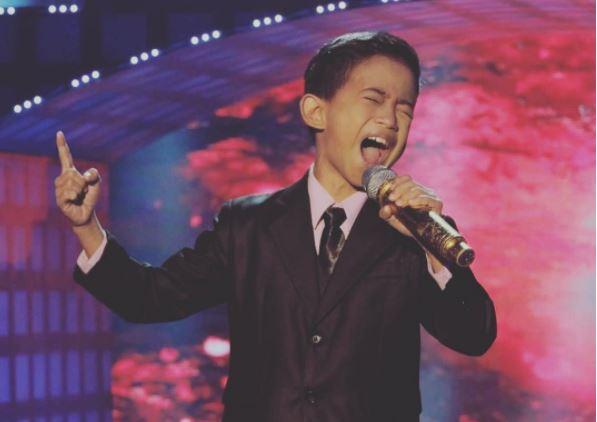 Jhon Clyd Talili wins 'Tawag ng Tanghalan' Kids
