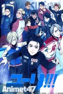 Yuri!!! on Ice -  2016 Poster