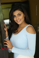 Anisha Ambrose Latest Pos Skirt at Fashion Designer Son of Ladies Tailor Movie Interview .COM 1116.JPG