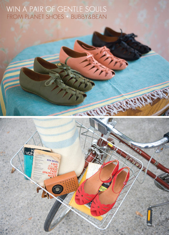 Win a Pair of Shoes from Planet Shoes and Bubby & Bean!