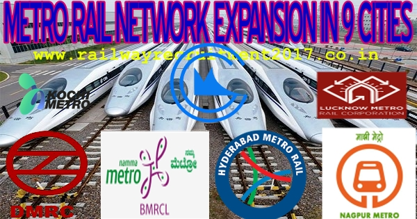 Metro rail network expansion